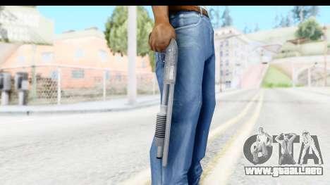 Sawnoff para GTA San Andreas tercera pantalla