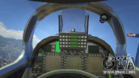 J-10A SY Aerobatic Team para GTA 5