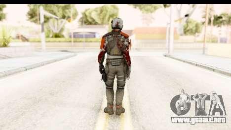 Homefront The Revolution - KPA v5 Dead para GTA San Andreas tercera pantalla