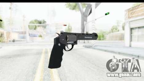GTA 5 Hawk & Little Heavy Revolver para GTA San Andreas tercera pantalla