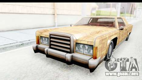 Remington New PJ para GTA San Andreas