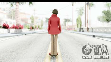Shintaro Kirasagi (Kagerou Project) para GTA San Andreas tercera pantalla