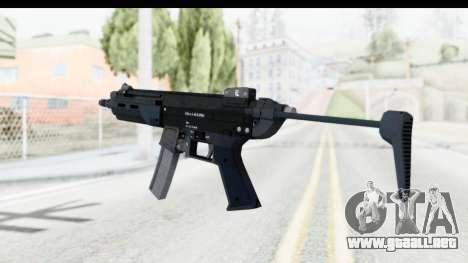 GTA 5 Hawk & Little SMG para GTA San Andreas segunda pantalla