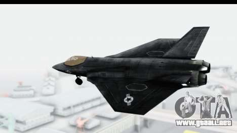 CoD Black Ops 2 - FA-38 para GTA San Andreas left