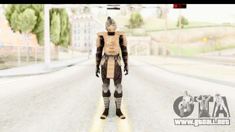 Cyber Tremor MK3 para GTA San Andreas segunda pantalla