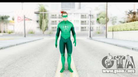 Green Lantern The Movie - Hal Jordan para GTA San Andreas segunda pantalla