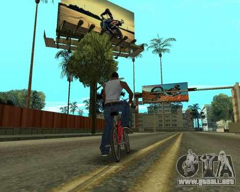 New HD Glen Park para GTA San Andreas séptima pantalla