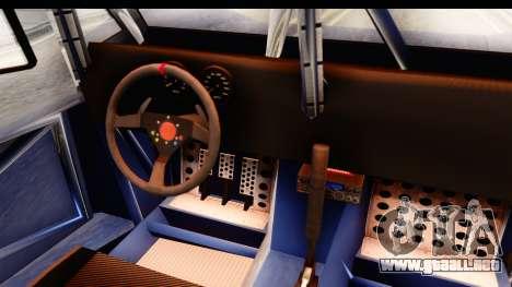 GTA 5 Desert Raid SA Lights para visión interna GTA San Andreas
