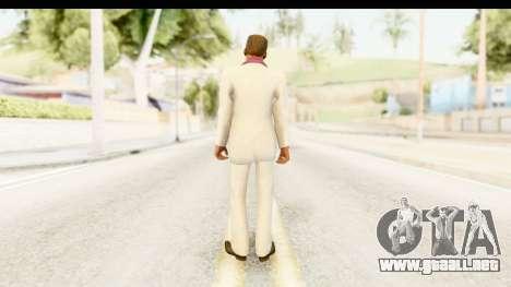 GTA Vice City - Lance Vance Remake para GTA San Andreas tercera pantalla