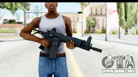 LR-300 para GTA San Andreas tercera pantalla