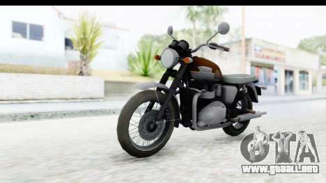 Metal Gear Solid V Phantom Pain Triumph para GTA San Andreas