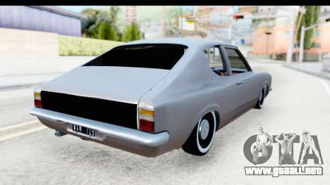 Ford Taunus Coupe para GTA San Andreas left