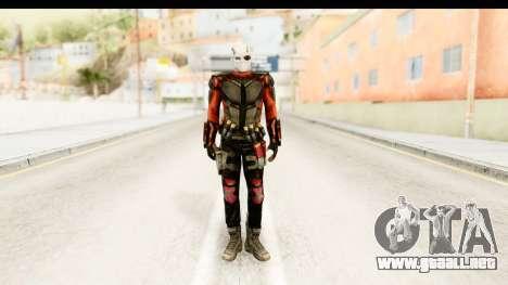 Suicide Squad - Deadshot para GTA San Andreas segunda pantalla