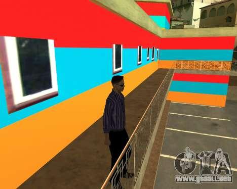 Armenian Jeferson para GTA San Andreas séptima pantalla