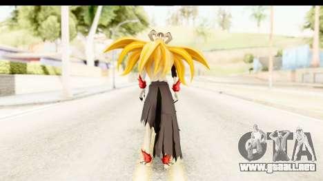 Bleach - Ichigo H para GTA San Andreas tercera pantalla