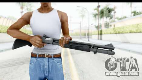 Mossberg 590 para GTA San Andreas tercera pantalla