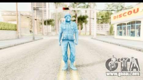 ArmyMen: Serge Heroes 2 - Man v4 para GTA San Andreas segunda pantalla