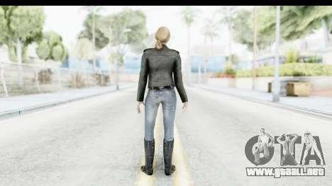 Alan Wake Alice 2009 para GTA San Andreas tercera pantalla