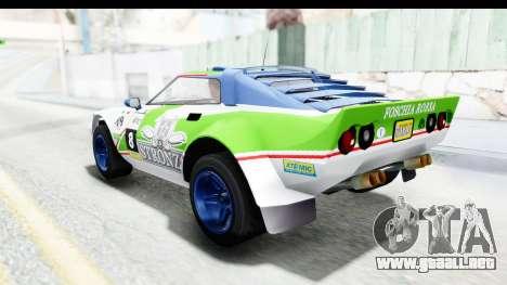 GTA 5 Lampadati Tropos Rallye IVF para GTA San Andreas