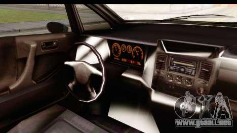 GTA 5 (4) Dinka Perennial IVF para visión interna GTA San Andreas