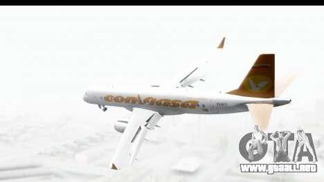 Embraer 190 ConViasa para GTA San Andreas left