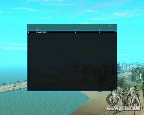 New Sampgui And Mouse para GTA San Andreas