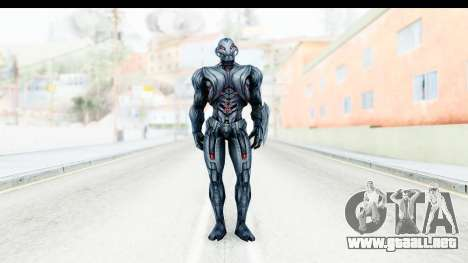 Marvel Future Fight - Ultron Mk3 (AOU) para GTA San Andreas segunda pantalla