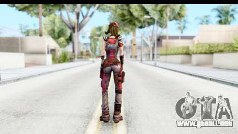 Borderland - Gaige para GTA San Andreas tercera pantalla