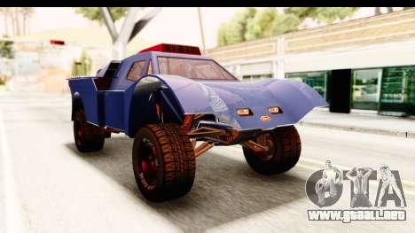 GTA 5 Desert Raid SA Lights para GTA San Andreas