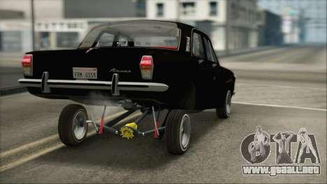 GAS 24 Nobles para la visión correcta GTA San Andreas