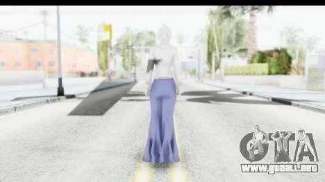 Muslim Girl para GTA San Andreas tercera pantalla