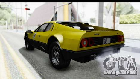 Ferrari 512 GT4 BB 1976 para GTA San Andreas