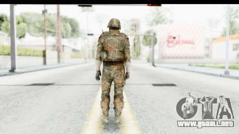 Global Warfare Germany para GTA San Andreas tercera pantalla