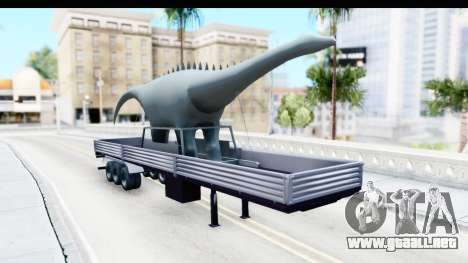 Trailer Brasil v7 para GTA San Andreas