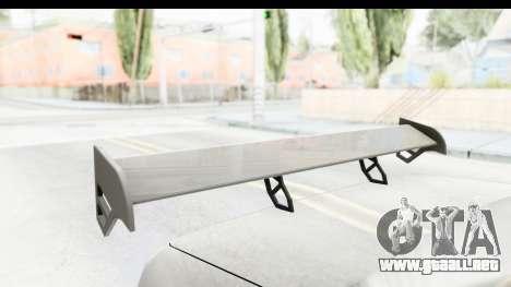 Elegy Sport Type v1 para visión interna GTA San Andreas
