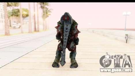 DOOM 3 - Cyberdemon para GTA San Andreas tercera pantalla