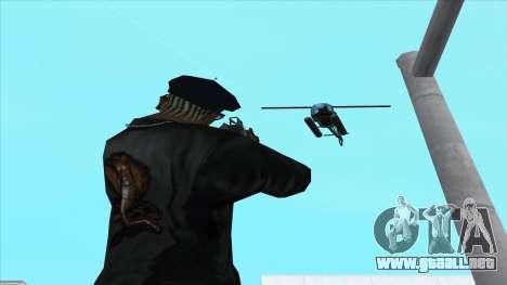 WantedLevel para GTA San Andreas segunda pantalla