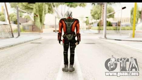 Suicide Squad - Deadshot para GTA San Andreas tercera pantalla
