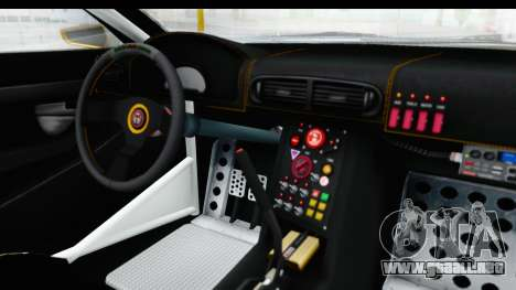 GTA 5 Emperor ETR1 v2 SA Lights para visión interna GTA San Andreas
