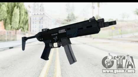 GTA 5 Hawk & Little SMG para GTA San Andreas