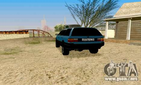 Volkswagen B3 para GTA San Andreas left