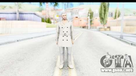 GTA 5 Ill Gotten-Gains DLC Male Skin para GTA San Andreas segunda pantalla
