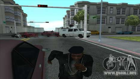 Newsvan Follow You para GTA San Andreas tercera pantalla