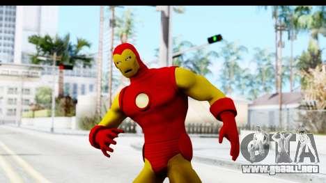 Marvel Heroes - Ironman para GTA San Andreas