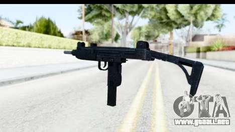 UZI para GTA San Andreas segunda pantalla