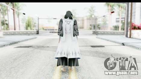 Bleach - Byakuya para GTA San Andreas tercera pantalla