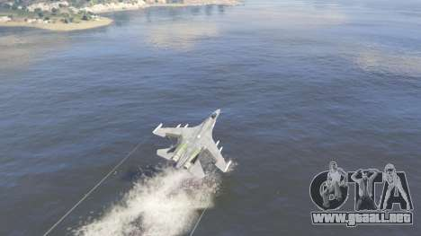 Su-30МКК HQ Chino para GTA 5