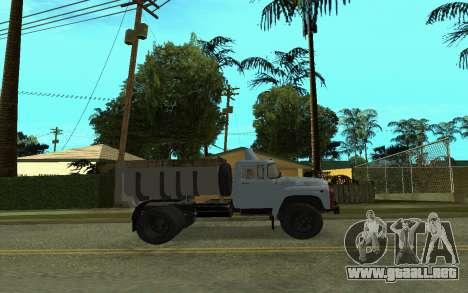ZIL-130 Armenia para la visión correcta GTA San Andreas