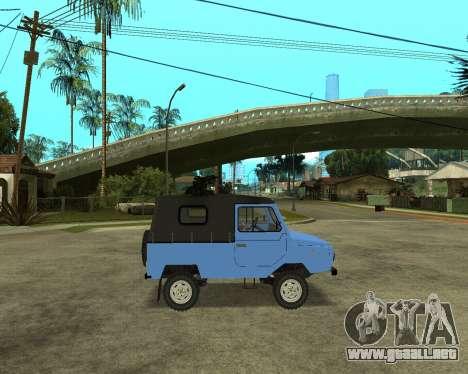 Luaz 969 Armenian para la visión correcta GTA San Andreas