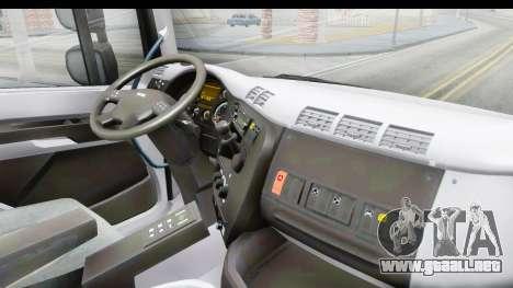 Tatra Phoenix 6x2 Agro Truck v1.0 para visión interna GTA San Andreas